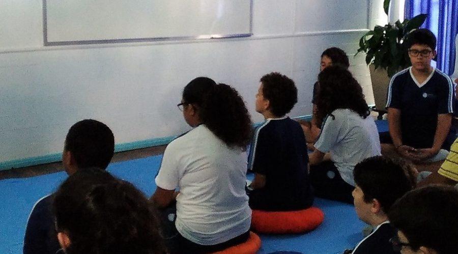 Mindfulness no Contexto Escolar